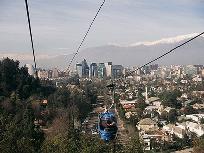 To the surprise of many, Pinochet's free-market reforms led to unprecedented prosperity and growth (Santiago, Chile's booming capital). With its thriving middle class and profitable exports, the nation today is poised to become Latin America's most economically robust.