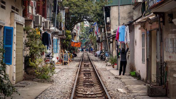 Railway in Hanoi thumbnail