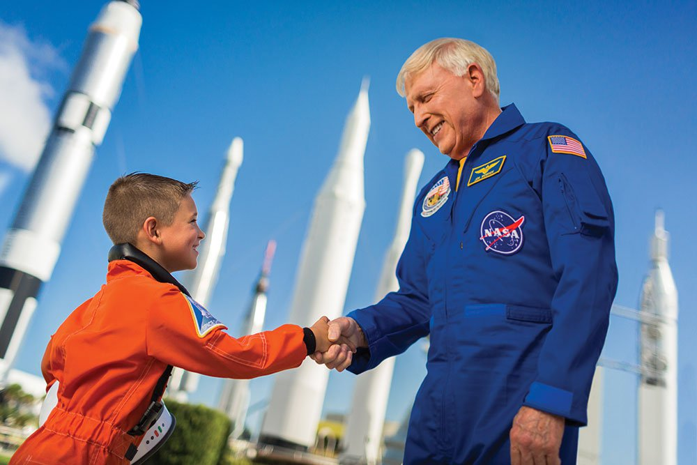 11 Heart-Pounding Moments at Kennedy Space Center