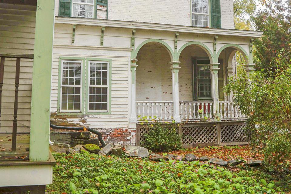 Susan B. Anthony's Childhood Home Is Getting Renovated