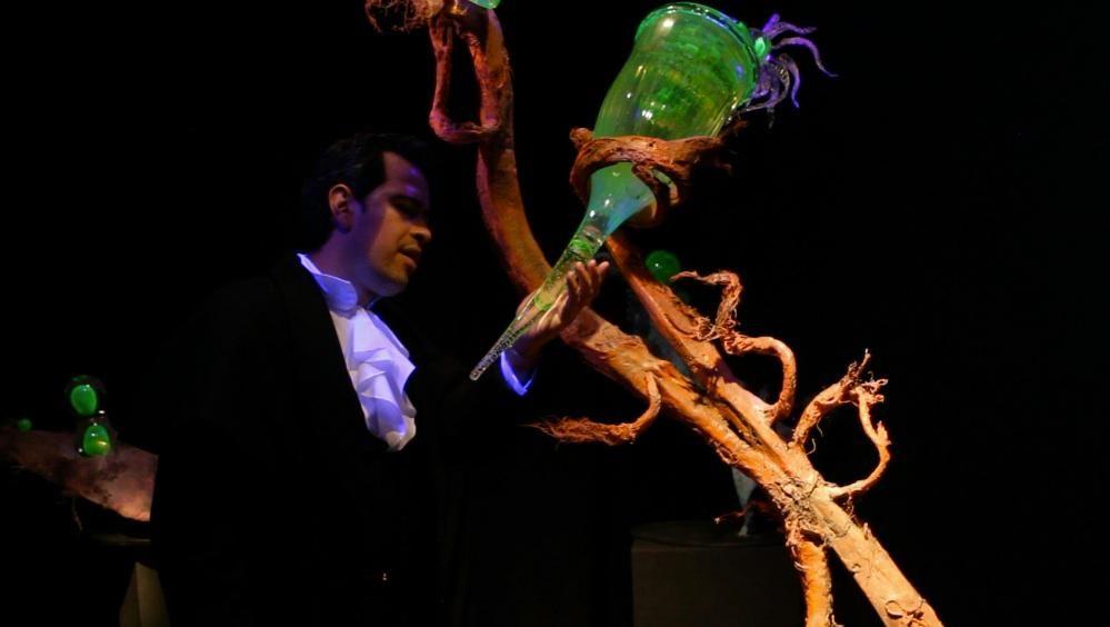 An Artist's Ode to Plankton, Set to Puccini's 'La Boheme'