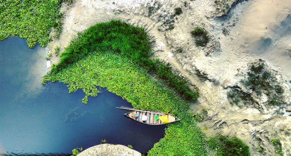 River & boat of Bangladesh thumbnail