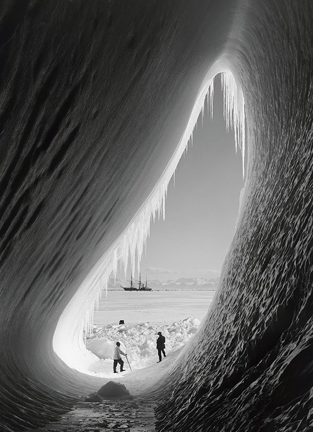Art Chronicles Glaciers As They Disappear