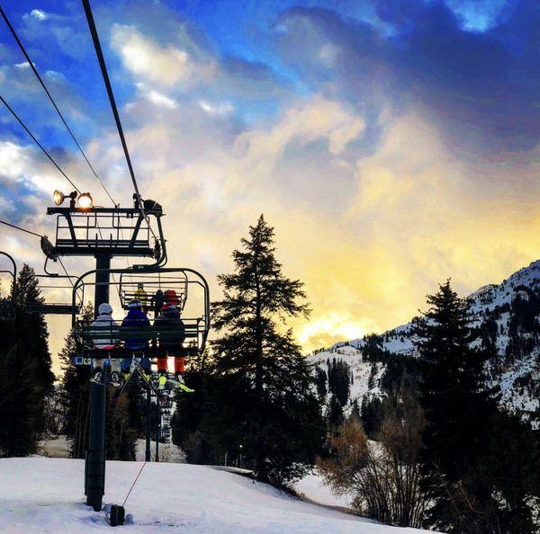 Sunset Ski thumbnail