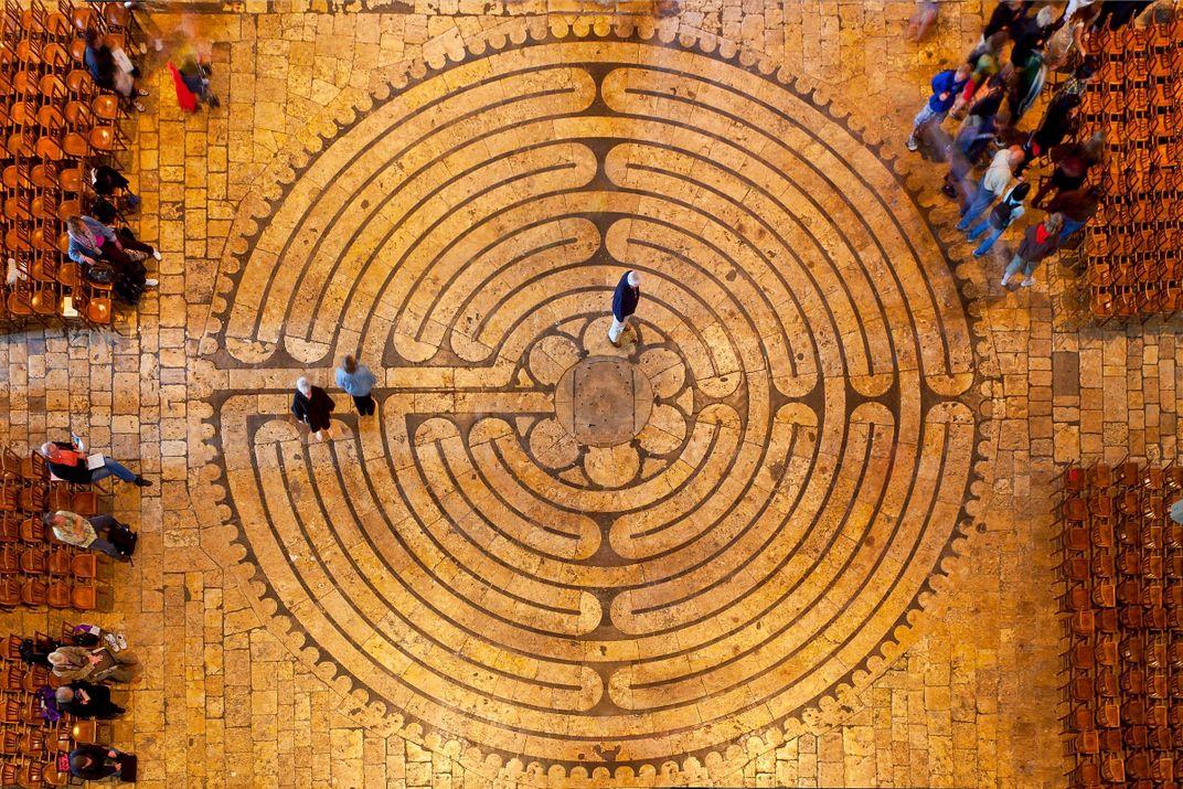 Walk the World's Most Meditative Labyrinths