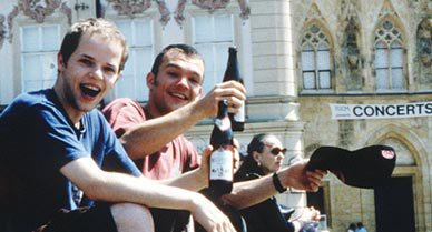 Some of the best beer in Europe—and some of its most enthusiastic beer drinkers—can be found in Prague.