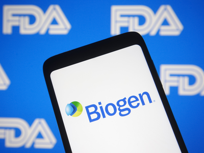 In one clinical trial, Biogen's drug aducanumab showed that it could reduce beta-amyloid plaques and slow the progression of Alzheimer's disease.