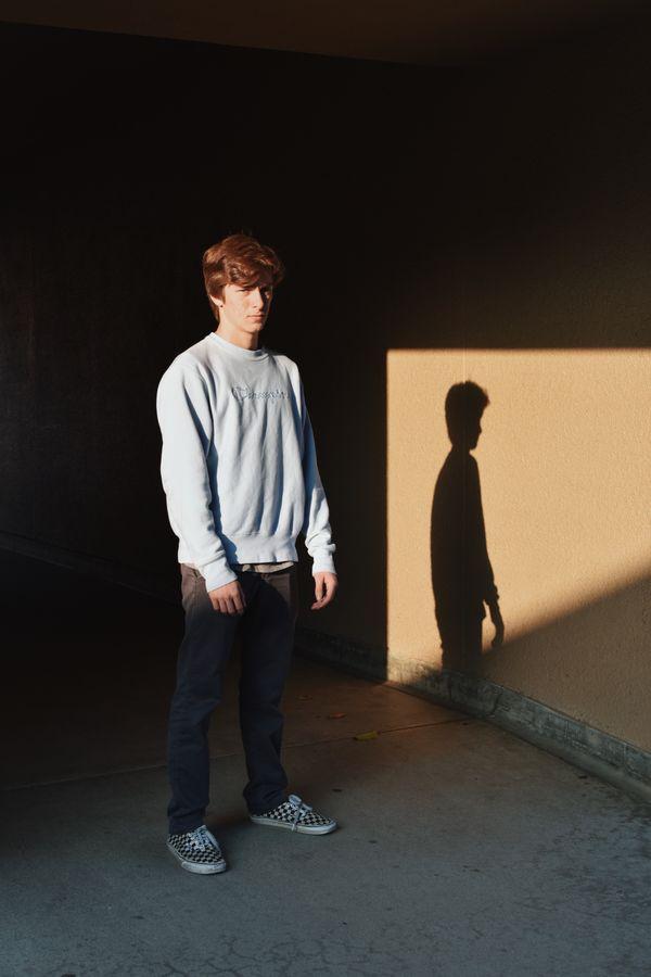 Shadowed Hallway thumbnail