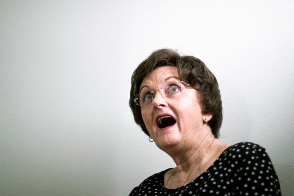 Grandmotherly Excitement  thumbnail