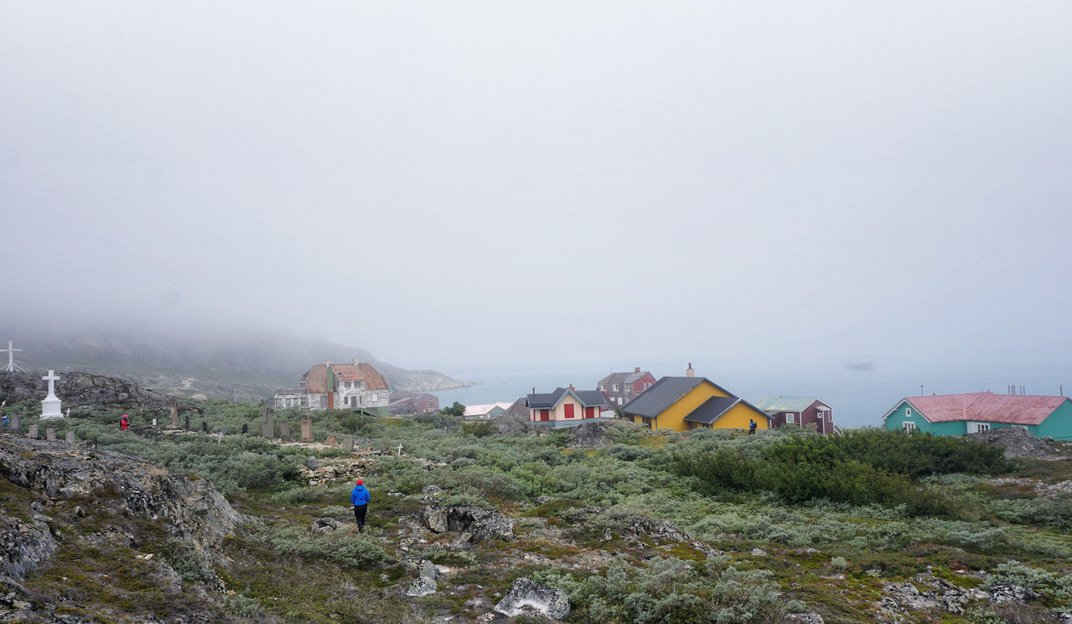 How This Abandoned Mining Town in Greenland Helped Win World War II