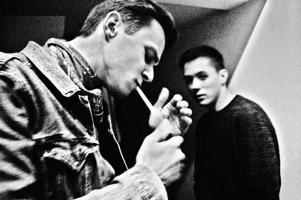 Cigarette time thumbnail