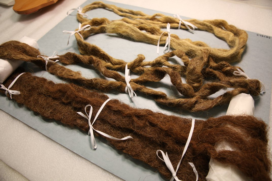 The World's Longest Beard Is One Of The Smithsonian's Strangest Artifacts