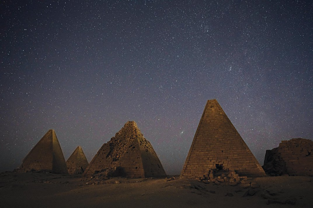 Why Sudan's Remarkable Ancient Civilization Has Been Overlooked by History