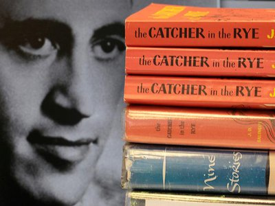 Salinger's son and widow first started preparing the works for publication in 2011.