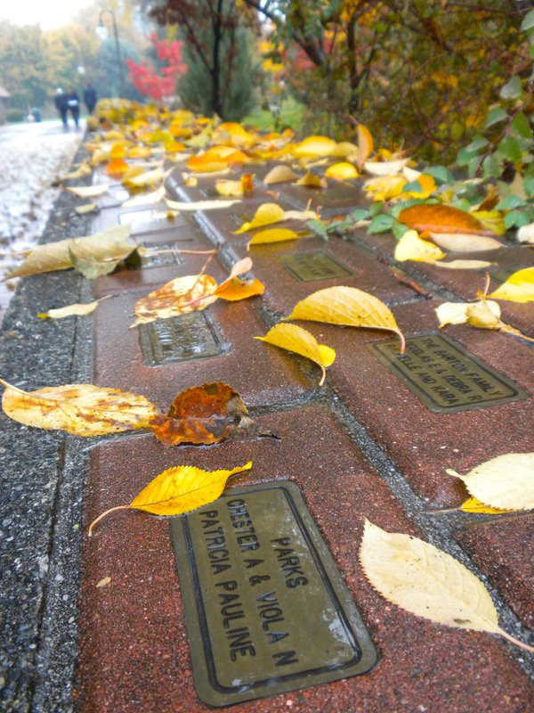 A memorial wall on the Lewis-Clark State College Campus thumbnail