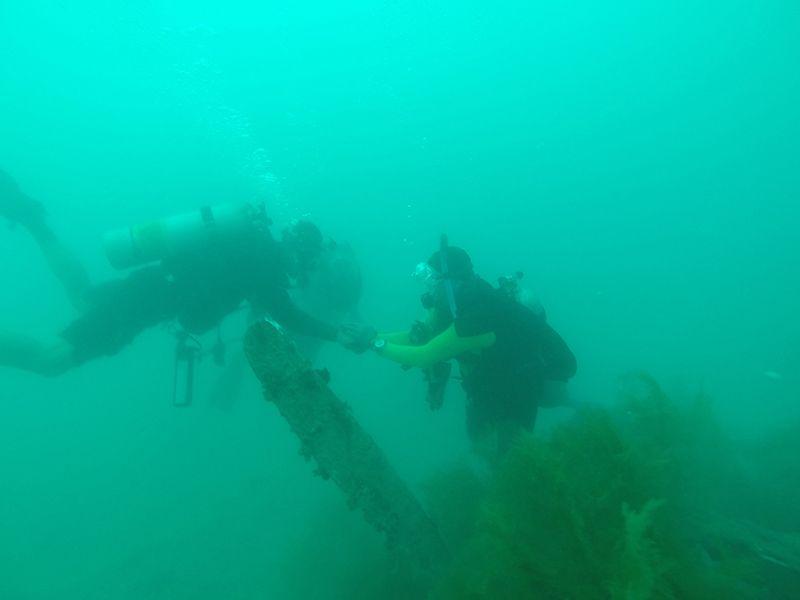 BentProp Divers Palau