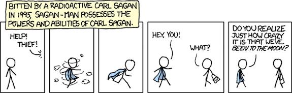 Celebrating Carl Sagan's Birthday With the Best Tributes Around