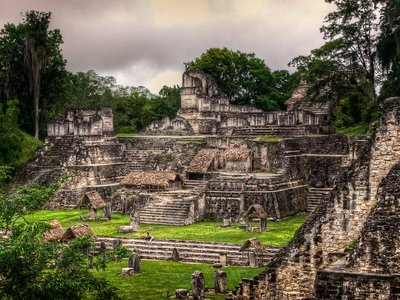 The Maya built the Corriental reservoir filtration system as early as 2,185 years ago.