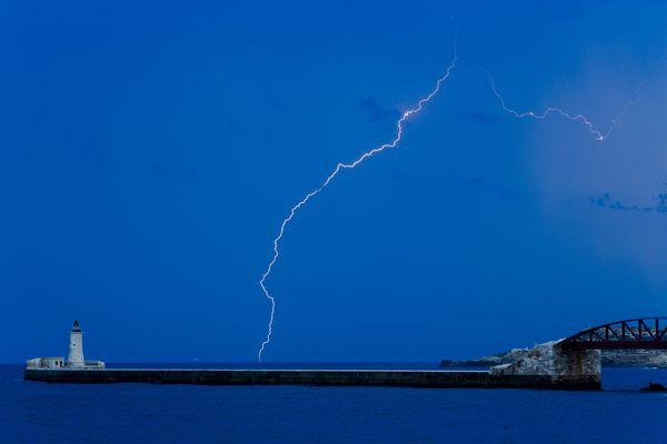 A Thunder Crossing Sky thumbnail