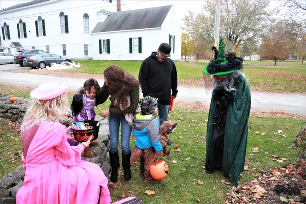 Trick of Treats in Paris Hill Historic District, Vermont thumbnail