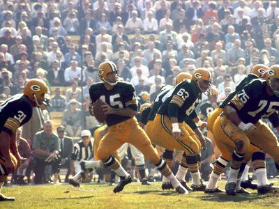 The Green Bay Packers beat the Kansas City Chiefs 35-10 in what came to be known as Super Bowl I.