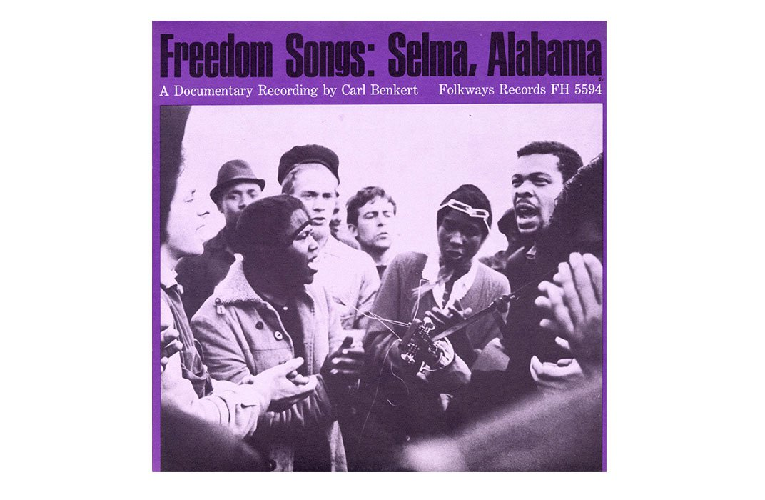 Listen to the Freedom Songs Recorded During the March From Selma to Montgomery