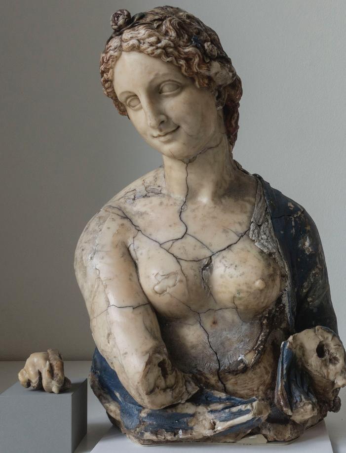 Whale Wax Helps Scholars Solve Mystery of Supposed Leonardo da Vinci Sculpture