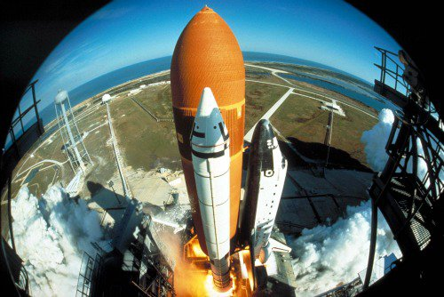 How IMAX Pulled Spaceflight Down to Earth