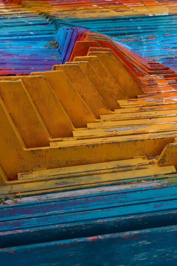 Colored Bench thumbnail
