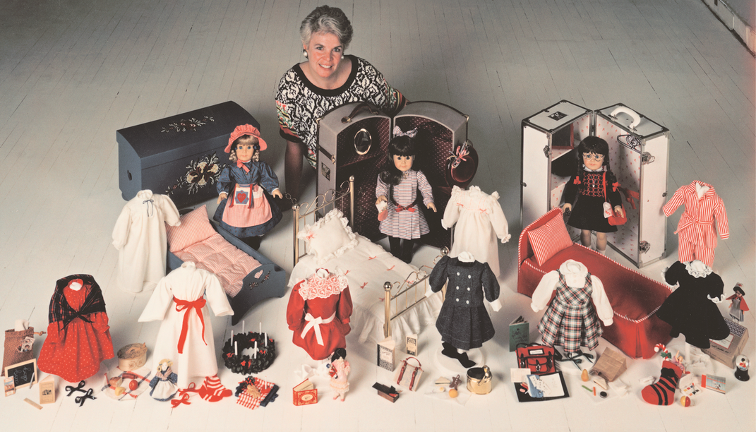 The Enduring Nostalgia of American Girl Dolls