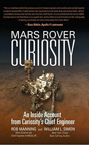 Preview thumbnail for Mars Rover Curiosity: An Inside Account from Curiosity's Chief Engineer