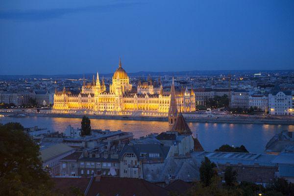 Budapest Parliament thumbnail
