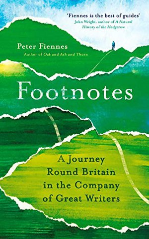 Preview thumbnail for 'Footnotes: A Journey Round Britain in the Company of Great Writers