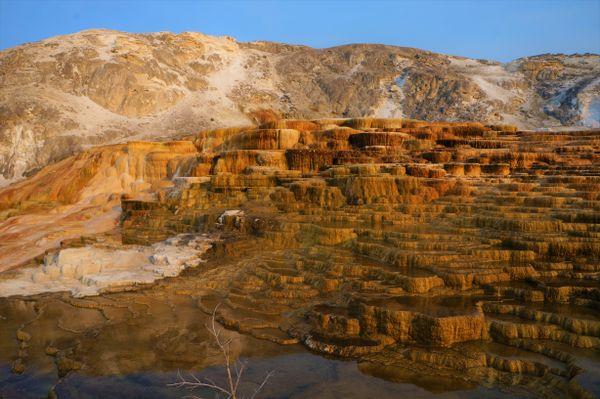 Yellowstone's Mammoth Hot Springs thumbnail