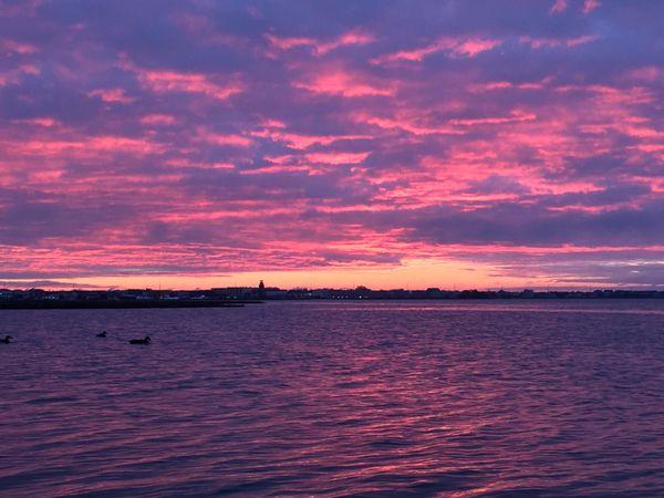 Sunrise on Rehoboth Bay thumbnail
