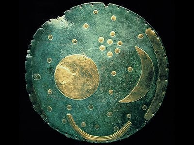 The 1999 discovery of the Nebra Sky Disc, a 3,600-year-old bronze object adorned with gold renderings of celestial bodies, sparked resurgence of interest in deceased prince, who was buried at same archaeological site