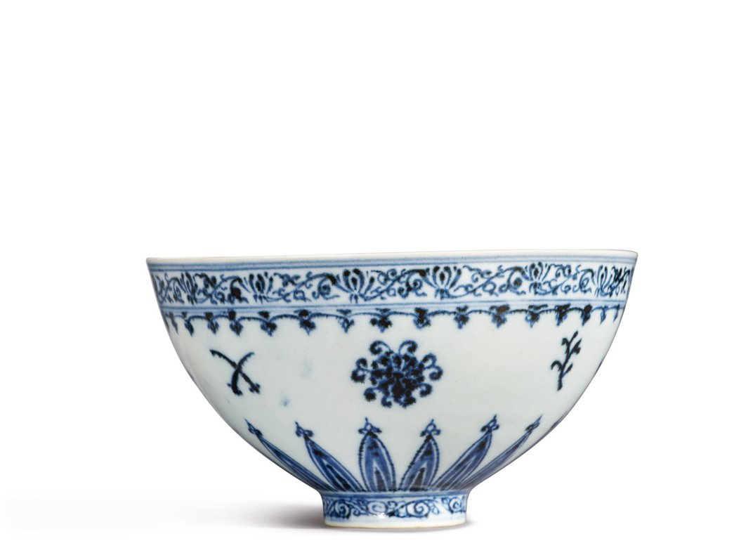 Porcelain Bowl Bought at Yard Sale for $35 Could Sell at Auction for $500,000
