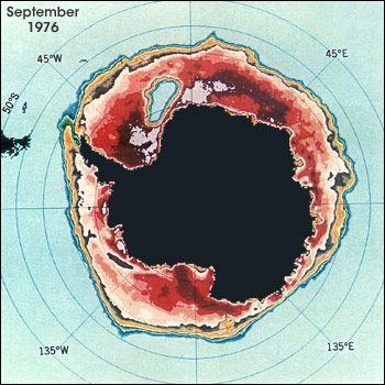 Climate Change Felt in Deep Waters of Antarctica