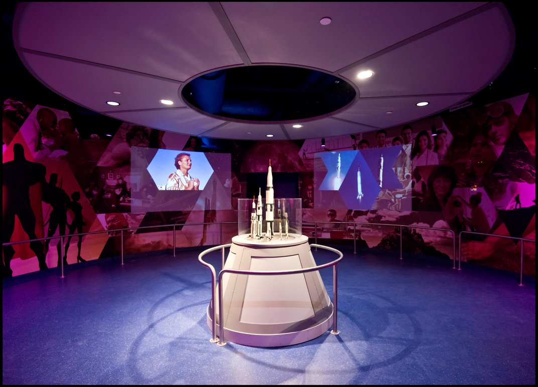 Inside Kennedy Space Center's New Heroes & Legends Exhibit