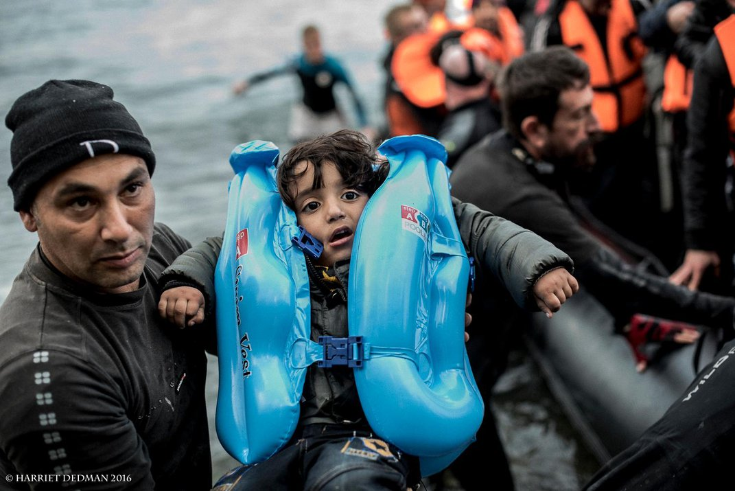 Child Refugees Pose Unique Challenge for Mental Health Practitioners