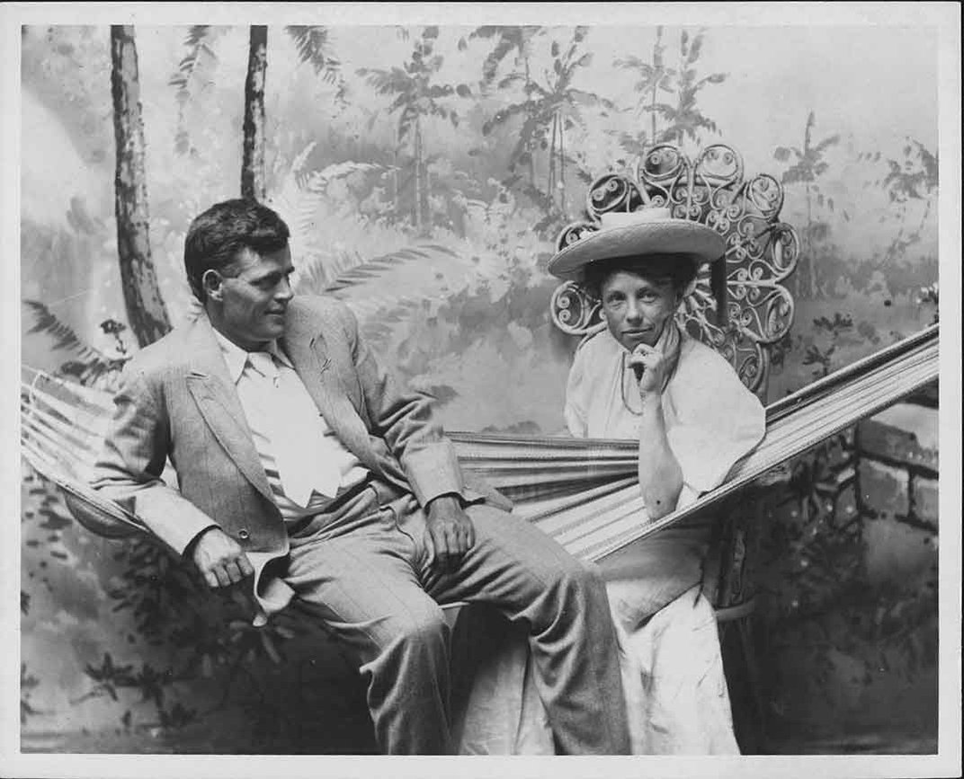 The Short, Frantic, Rags-to-Riches Life of Jack London