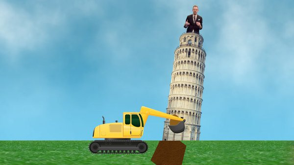 Preview thumbnail for Ask Smithsonian: When Will the Leaning Tower of Pisa Topple?