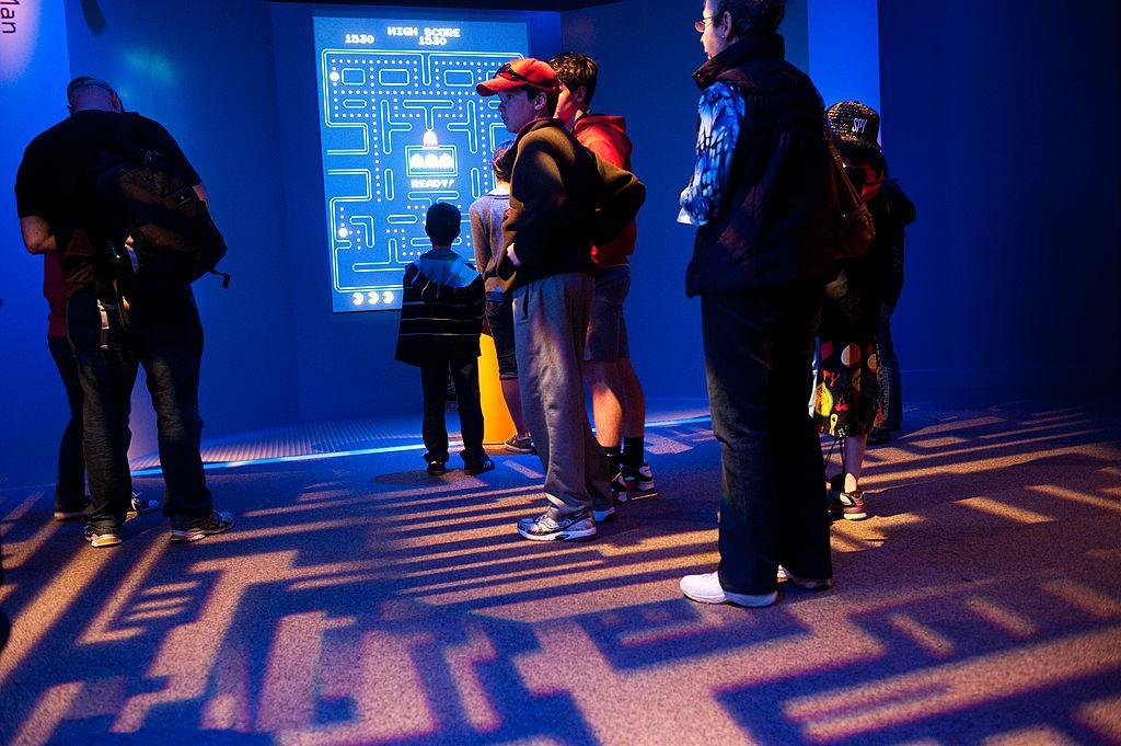 Why Players Around the World Gobbled Up Pac-Man