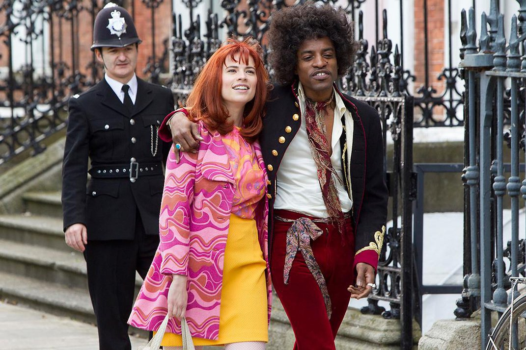 The Oscar-Winning Writer John Ridley, Talks About His New Jimi Hendrix Movie