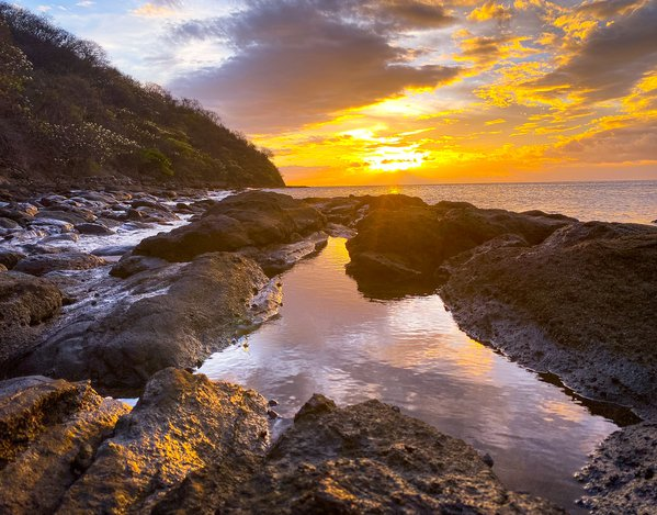 Costa Rica Sunset thumbnail