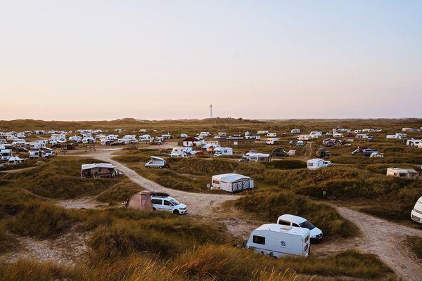 Hvide Sande: Camping in the Dunes thumbnail