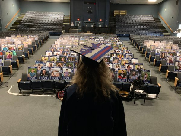 Graduation in the time of COVID19 thumbnail