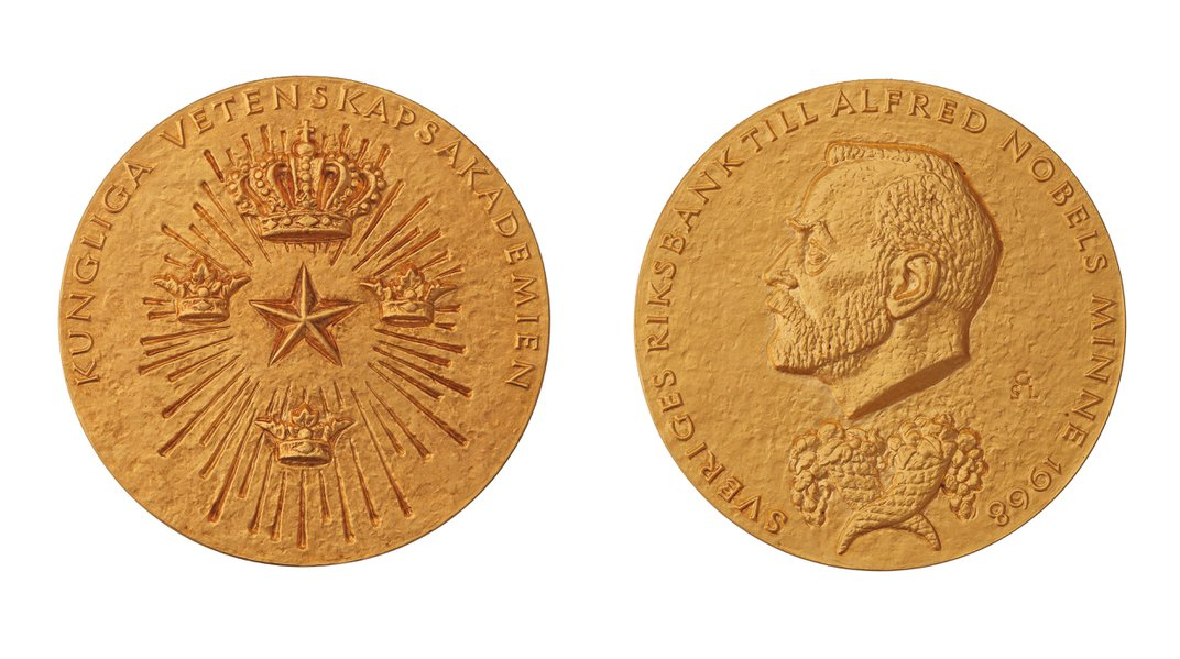 John Nash's Nobel Prize Sells for $735,000