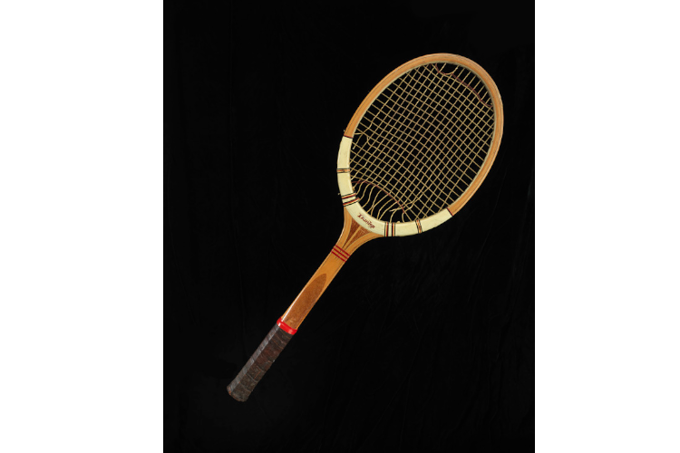 Racquet used by Dr. Renée Richards