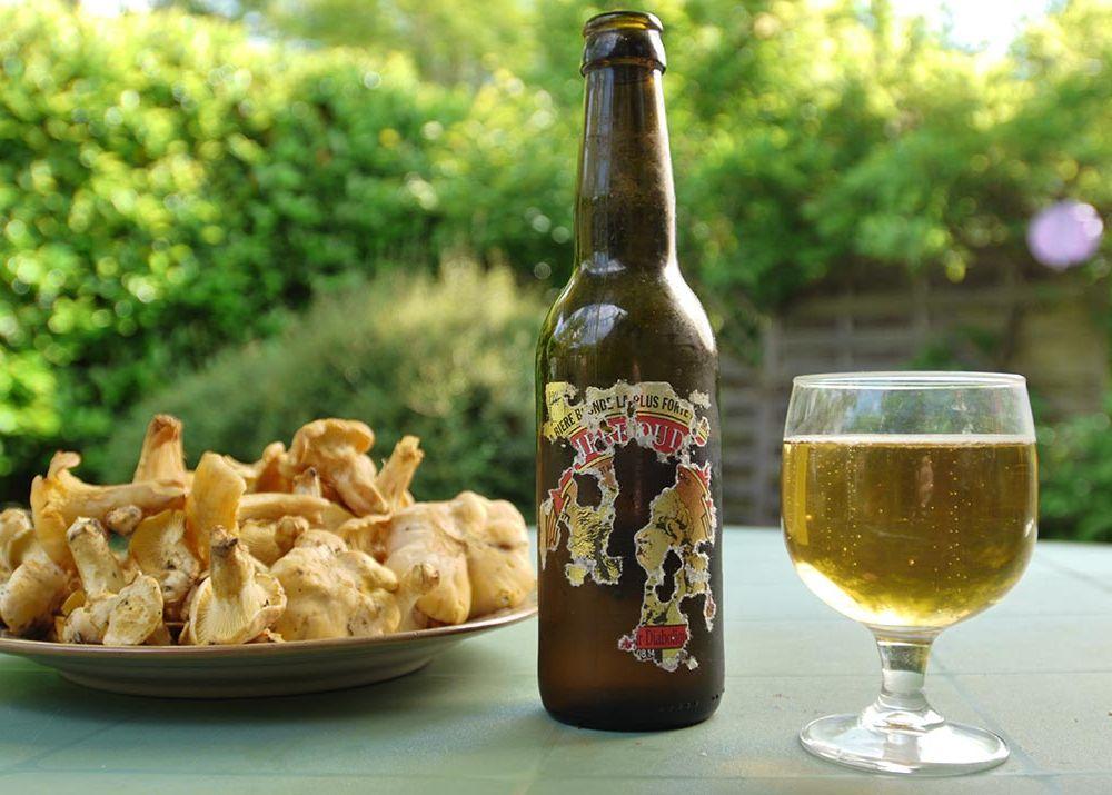 Old Beer Chanterelles